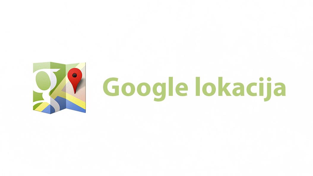 google lokacija